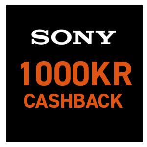 Sony A6600 + 16-50mm + 55-210mm (CASHBACK)
