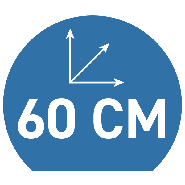 Godox LSD60 LED Mini Fotostudio 60 cm