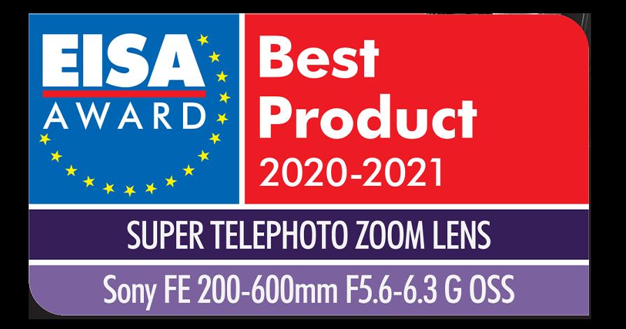 Sony FE 200-600mm f/5.6-6.3 G OSS (Inkl. Zeiss Rengøringskit)