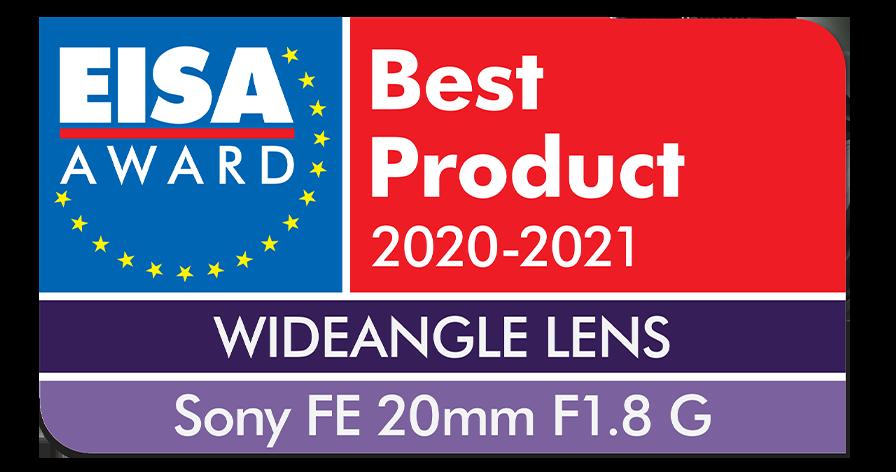 Sony FE 20mm F/1.8 G (Inkl. Zeiss Rengøringskit) (CASHBACK)
