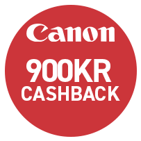 Canon EOS R Hus m. EF 100-400mm F4.5-5.6L II + Adapter (Cashback)
