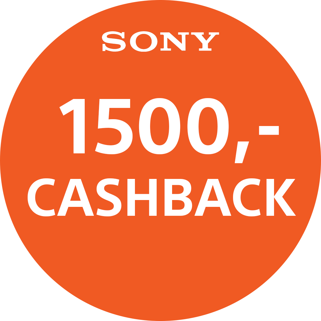 Sony RX10M4 (Inkl. Ekstra Original Batteri & Fordelsprogram) | Cashback