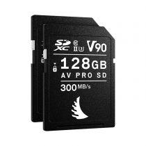 Angelbird Sony Alpha 7 | Alpha 9 | 128GB V90 | 2 stk