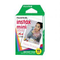 Fujifilm Instax Mini Farvefilm 1x 10pk