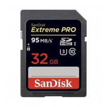 SanDisk SDHC Extreme Pro 32GB 95MB/s UHS-I