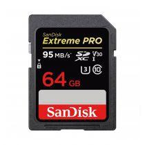 SanDisk SDXC Extreme Pro 64GB 170MB/s UHS-I
