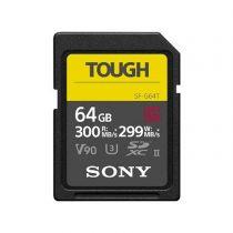Sony SDXC TOUGH 64GB SF-G 300-299-MB-S UHS-II hukommelseskort.jpg