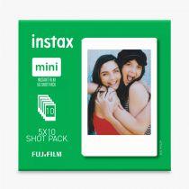 Fujifilm Instax Mini Farvefilm 5x 10pk
