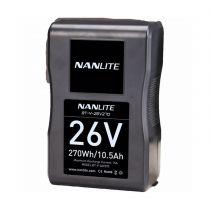 NanLite V-Mount Batteri 26V 230WH