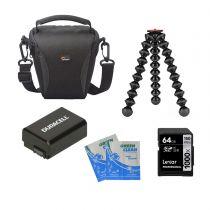 Pro Tilbehørskit til Sony A6000-serien - (SPAR 50%)