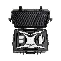 B&W Outdoor Cases BW Drone Cases Type 6700 DJI Phantom 4 Pro / Pro+ / Advanced / Obsidian Sort