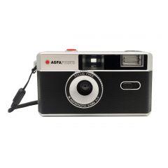 Agfa Genanvendeligt Kamera 35mm Black