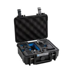 B&W Outdoor Cases BW Drone Cases Type 500 for DJI  Pocket 2, DJI Osmo Pocket ND-Filter Set, microSD S