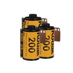 Kodak Gold 200 135-36 3 pk. Farvefilm