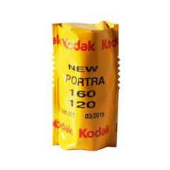 Kodak Portra 160 120 Farvefilm