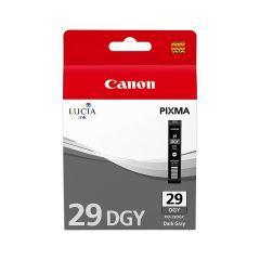 Canon PGI-29DGY Mørkegrå