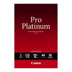 Canon PT-101 (20) A4 Photo Paper Pro Platinum 300g