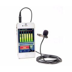 Azden EX-503+I Lavalier mikrofon til Smartphone