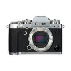 Fujifilm X-T3 Hus Sølv (Inkl. Fordelsprogram)