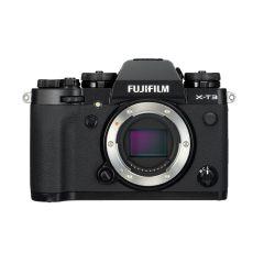 Fujifilm X-T3 Hus Sort (Inkl. Fordelsprogram)