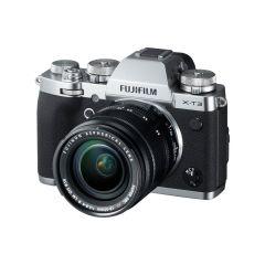 Fujifilm X-T3 m. XF 18-55mm f/2.8-4R Sølv (Inkl. Fordelsprogram)