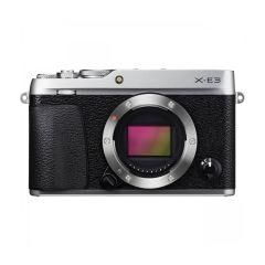 Fujifilm X-E3 Hus Sølv (Cashback) (Inkl. Enetime & Online Fotokursus U/B)