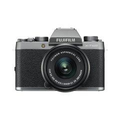 Fujifilm X-T100 m. XC 15-45mm OIZ PZ Sølv