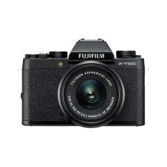 Fujifilm X-T100 m. XC 15-45mm OIZ PZ Sort