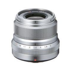 Fujifilm XF 23mm f/2 R WR Sølv