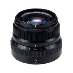 Fujifilm XF 35mm f/2 R WR Sort