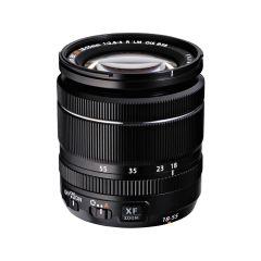 Fujifilm XF 18-55mm f/2.8-4 OIS Sort