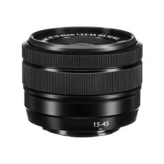 Fujifilm XC 15-45mm f/3.5-5.6 OIS PZ Sort