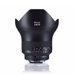 Zeiss Milvus 15mm f/2.8 ZF2