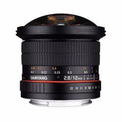 Samyang 12mm f/2.8 Fisheye MFT