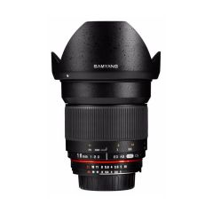 Samyang 16mm f/2 ED AS UMC CS Canon M