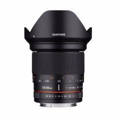 Samyang 20mm f/1.8 DSLR Sony E