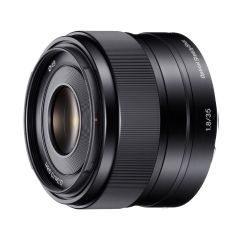 Sony E 35mm f/1.8 OSS