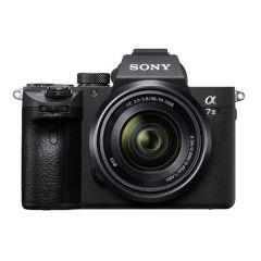 Sony A7 III + 28-70mm f/3.5-5.6 (Inkl. Fordelsprogram) (1000DKK Cashback)
