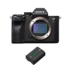 Sony A7R III Hus (Inkl. Extra Originalt Batteri og Fordelsprogram U/B) (3000DKK Cashback)