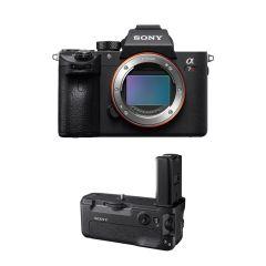 Sony A7R III Hus (Inkl. VG-C3EM Batterigreb og Fordelsprogram U/B) (1500DKK Cashback)