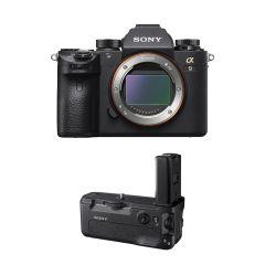 Sony A9 Hus (Trade-in) (Inkl. VG-C3EM Batterigreb og Fordelsprogram U/B)