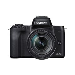 Canon EOS M50 + EF-M 18-150mm STM (Inkl. Enetime & Online Fotokursus)