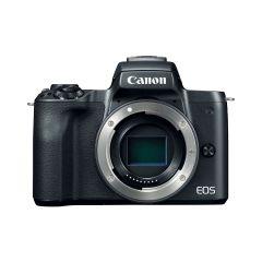 Canon EOS M50 Hus Sort (Inkl. Enetime & Online Fotokursus)