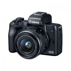 Canon EOS M50 + EF-M 15-45mm IS STM (Inkl. Enetime & Online Fotokursus)