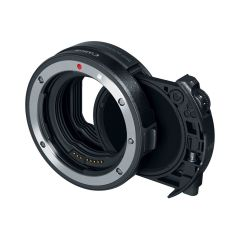Canon EF-EOS R Adapter + V-ND Drop-In Filter