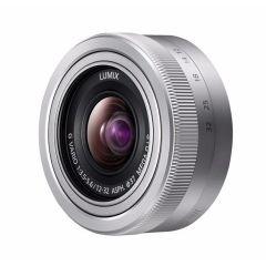 Panasonic G 12-32mm f/3.5-5.6 Sølv