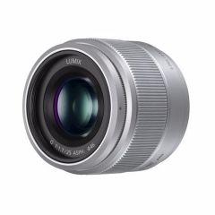 Panasonic G 25mm f/1.7 ASPH Sølv