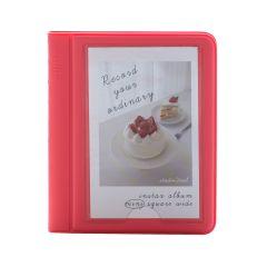 Polaroid Mini Album Small Coral Pink