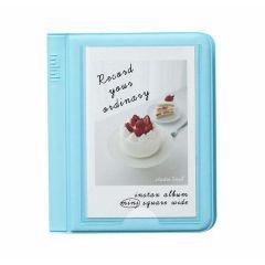 Polaroid Mini Album Small Sky Blue