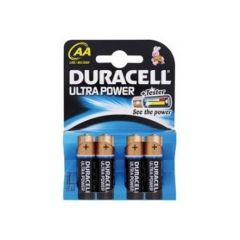 Duracell AA Ultra Power 4 stk